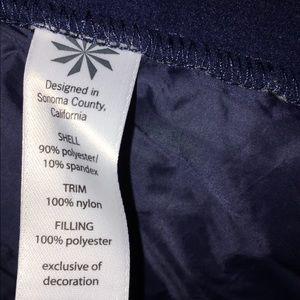 Athleta Jackets & Coats - Athleta Rock Springs Jacket XS Navy Blue